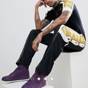 NWT Kappa track pants